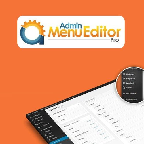 Admin Menu Editor Pro 2.12