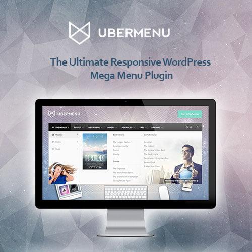 UberMenu – WordPress Mega Menu Plugin 3.7.2