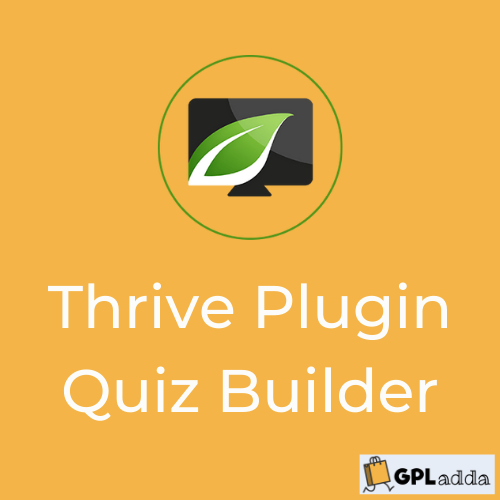 Thrive Quiz Builder - Wordpress Plugin
