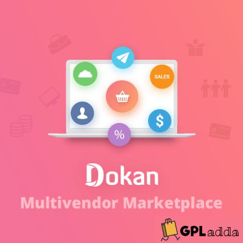 Dokan - Multi Vendor Marketplaces Plugin For WordPress