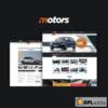 Motors - Automotive, Car Dealership, Car Rental, Vehicle, Bikes, Classified Listing Wordpress Theme