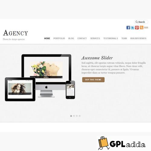 Themify – Agency Premium WordPress Theme