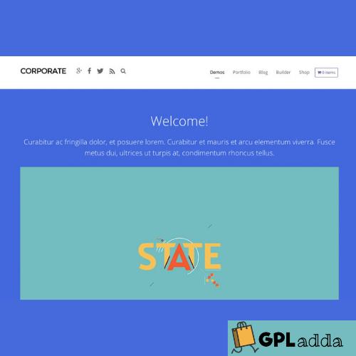 Themify – Corporate Premium WordPress Theme
