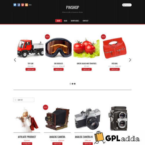 Themify – Pinshop Premium WooCommerce Theme