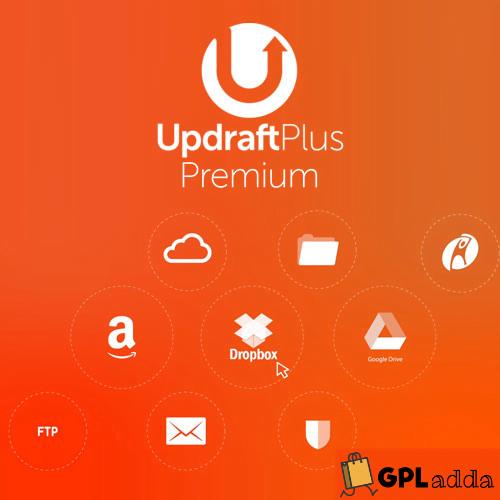 UpdraftPlus - Premium Backup Plugin For WordPress