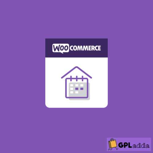 WooCommerce – Accommodation for Bookings Extension Wordpress Plugin