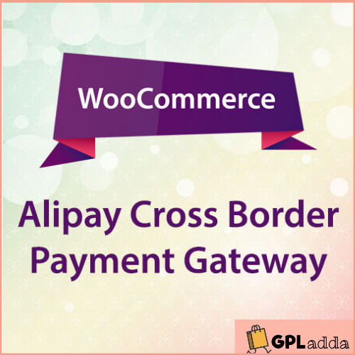 WooCommerce – Alipay Cross Boarder Payment Gateway WooCommerce Extension