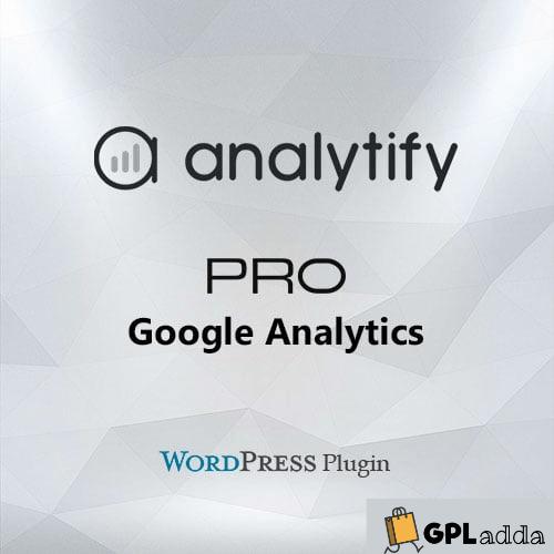 Analytify – Analytify Pro Google Analytics Plugin