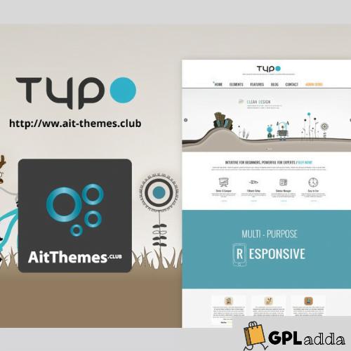 AitThemes – Typo WordPress Theme