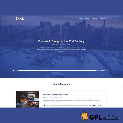 SecondLine Themes – Dixie SecondLine WordPress Theme