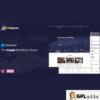 CSSIgniter – Blockchain WordPress Theme