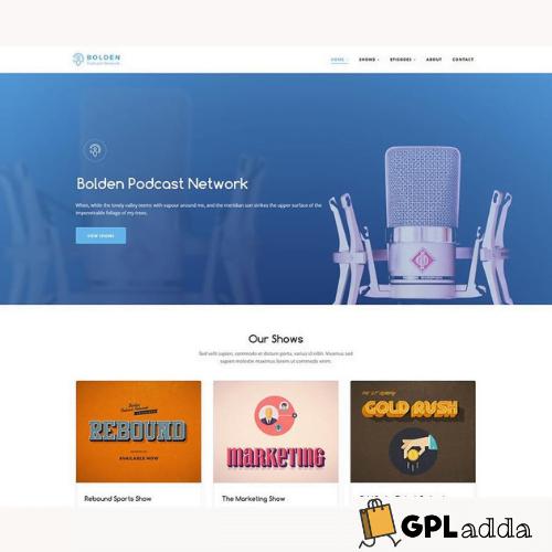 SecondLine Themes – Bolden SecondLine WordPress Theme