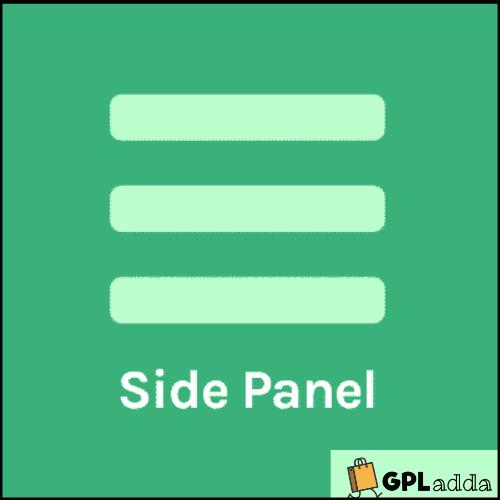 OceanWP – Ocean Side Panel WordPress Plugin