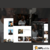 CSSIgniter – Mozzy WordPress Theme