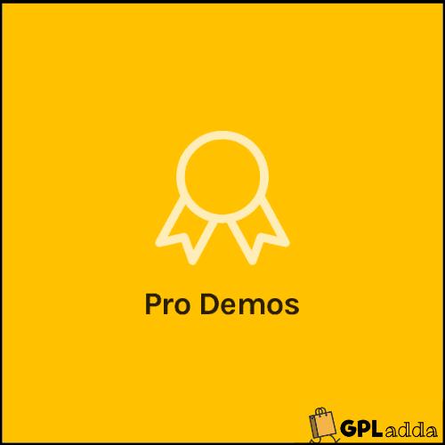 OceanWP – Ocean Pro Demos WordPress Plugin