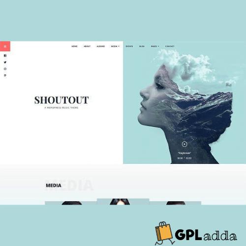 GretaThemes – ShoutOut WordPress Theme