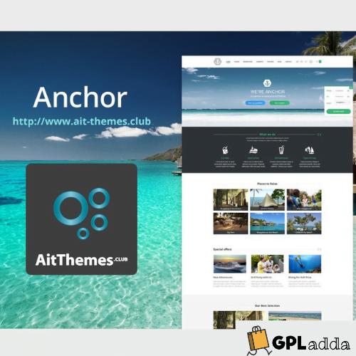 AitThemes – Anchor WordPress Theme
