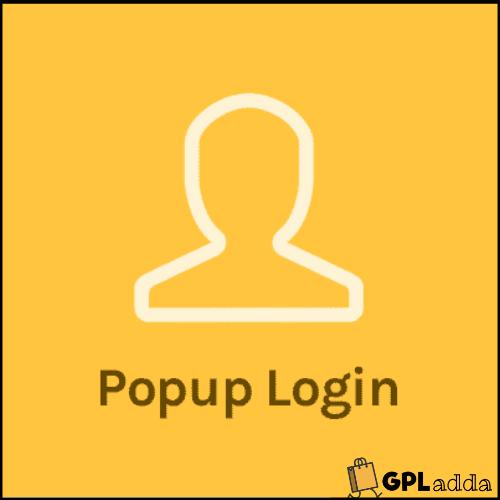 OceanWP – Ocean Popup Login WordPress Plugin