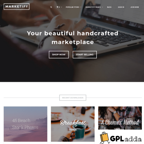 Astoundify – Marketify Premium WordPress Theme