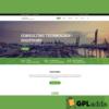 GretaThemes – GreenTech WordPress Theme