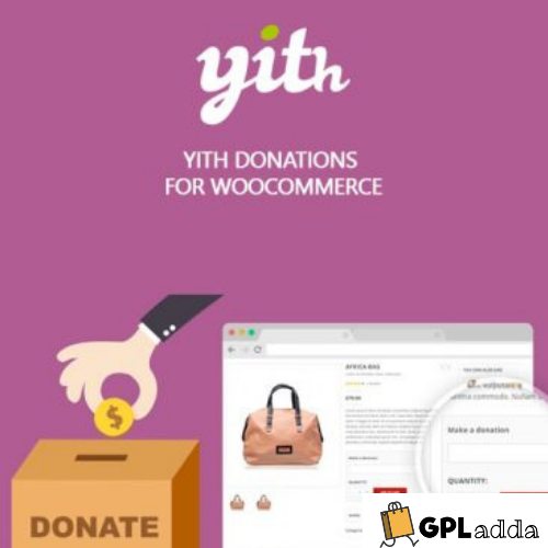 YITH – Donations Premium WooCommerce Extension