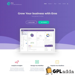 GretaThemes – Eros WordPress Theme