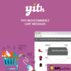 YITH – Cart Messages Premium WooCommerce Extension