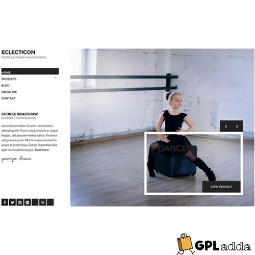 CSSIgniter – Eclecticon WordPress Theme