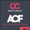 Admin Columns Pro Advanced Custom Fields (ACF) Integration WordPress Plugin