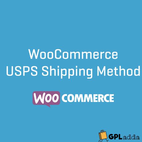 WooCommerce – USPS Shipping Method WooCommerce Extension