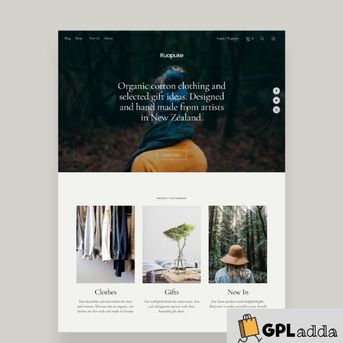 Elmastudio – Uku Premium WordPress Theme