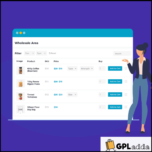 Barn2Media – WooCommerce Wholesale Pro WordPress Plugin