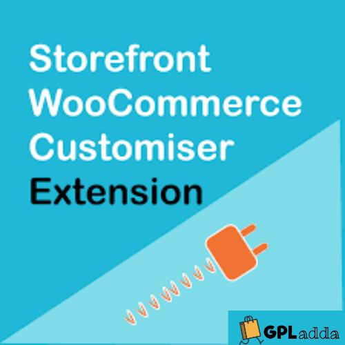 WooCommerce – Storefront WooCommerce Customiser WooCommerce Extension