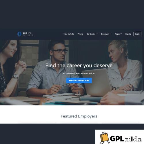 Astoundify – Jobify Premium WordPress Theme