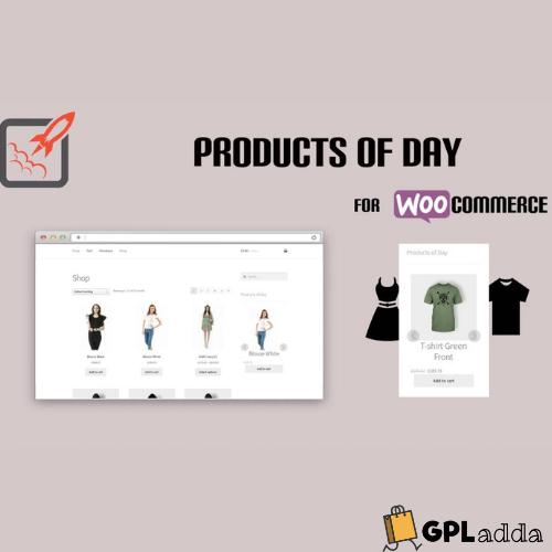 WooCommerce – Products of the Day WooCommerce Extension