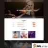 CSS Igniter – Oscillator Music WordPress Theme