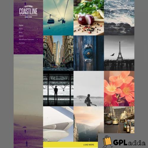 CSSIgniter – Coastline WordPress Theme