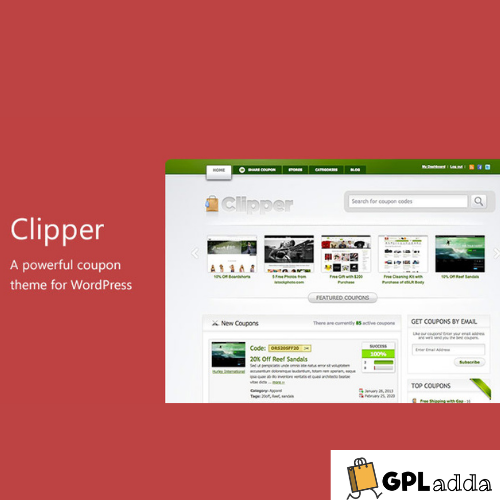 AppThemes – Clipper Premium WordPress Theme