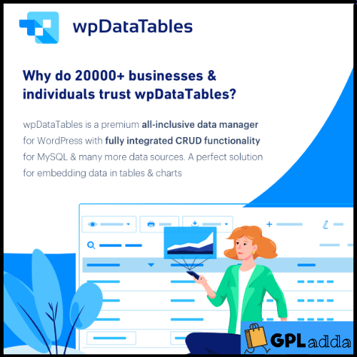 wpDataTables - Tables and Charts Manager