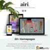 Airi - Clean, Minimal WooCommerce Theme