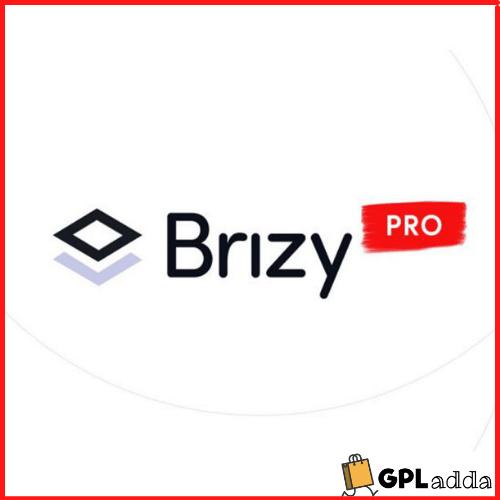 Brizy Pro - WordPress Builder Plugin