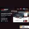 CarSpot - Automotive Car Dealer Wordpress Classified Theme