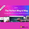 CheerUp Blog - Magazine - WordPress Blog Theme