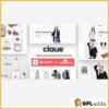 Claue - Clean, Minimal WooCommerce Themes