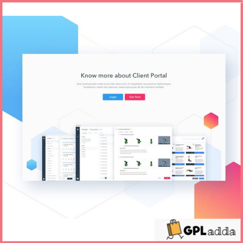 Client Portal For WordPress