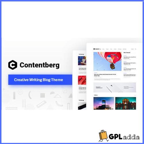 Contentberg - Content Marketing & Personal Blog