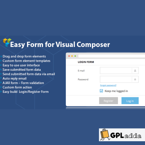 DHVC Form Wordpress Form for WPBakery Page Builder
