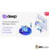 Deep – Creative Multi-Purpose WordPress Theme