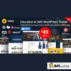 Eikra Education - Education WordPress Theme