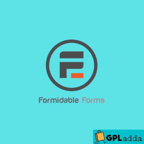Formidable Forms Pro - WordPress Forms Plugin & Online Application Builders